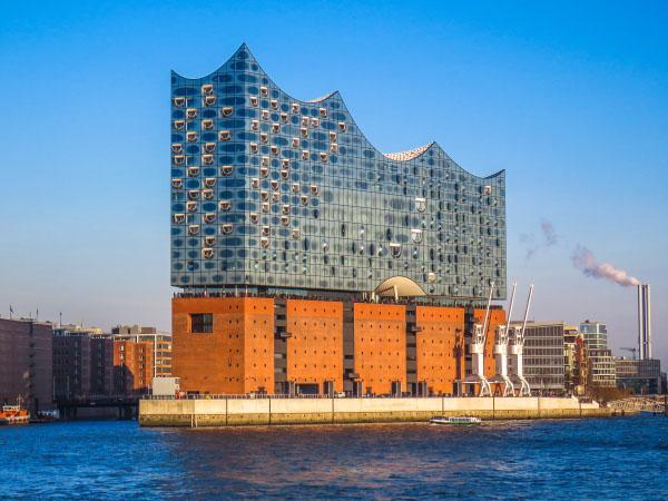 Projekt Des Ingenieurbüro Burkhard: Elbphilharmonie Hamburg