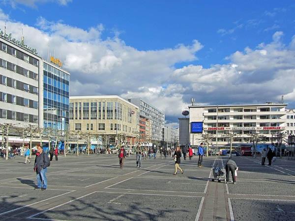 Konstablerwache in Frankfurt/Main