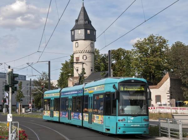 Frankfurter Bogen in Frankfurt-Preungesheim