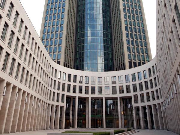 Tower 185 in Frankfurt/Main
